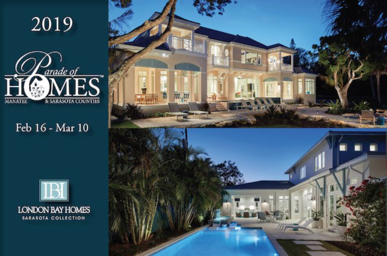 Come see the Camberdale and Mandeville during the MSBIA's 2019 Parade of Homes