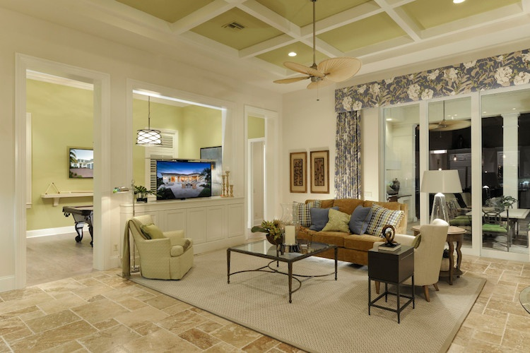 Custom luxury home design features bring out the best in Southwest Florida real estate.