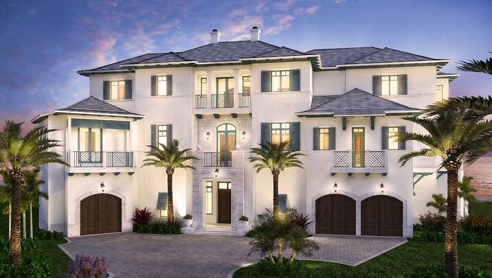 Homes in Sarasota: The Solymar