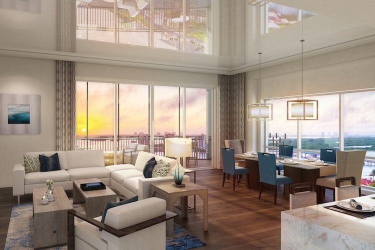 Grandview at Bay Beach in Fort Myers Beach FL is the luxury home builder in Florida's condo offering