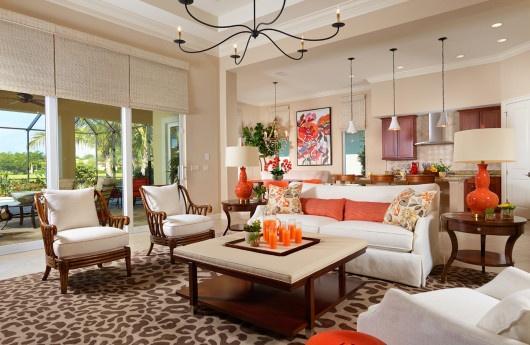 The Angelica luxury custom home in Mediterra