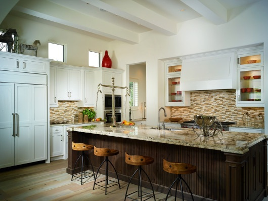 Annalisa: technology built into the kitchen