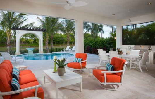 The Benita by London Bay Homes in Portofino at Miromar Lakes Beach & Golf Club