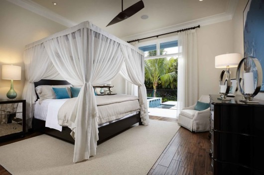 The Chelson Master Bedroom by Melissa Allen of Romanza Interior Design