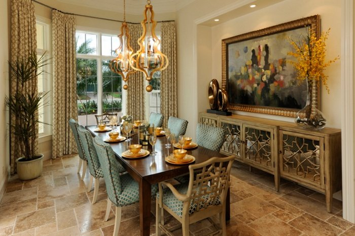 The London Bay Homes Delfina model in Mediterra Naples.
