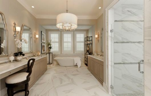 Delfina Master Bathroom