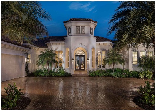 Sarasota New Homes: The Delfina