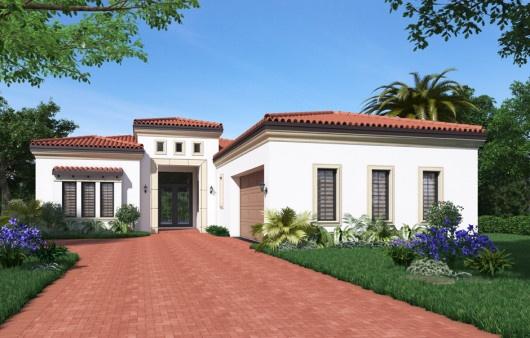 Southwest Florida Luxury Homes Floor Plans