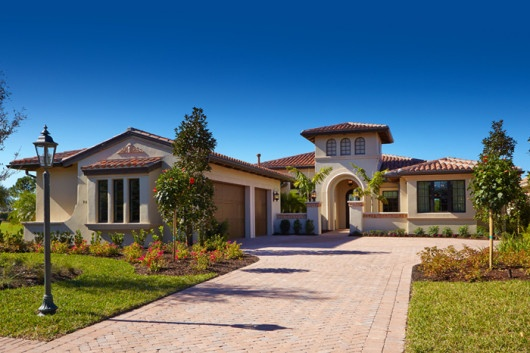 Luxury Custom Home by London Bay Homes: The Girona