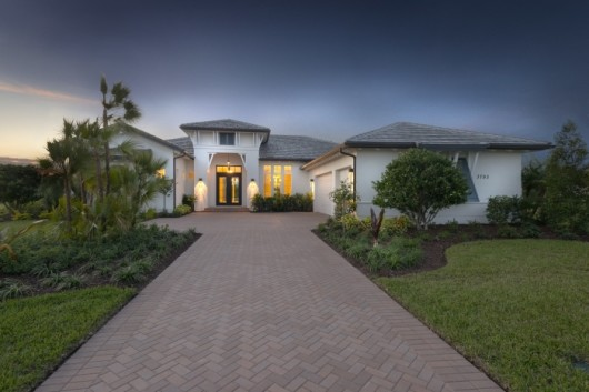 The Isabella Grande by Sarasota Home Builder London Bay Homes