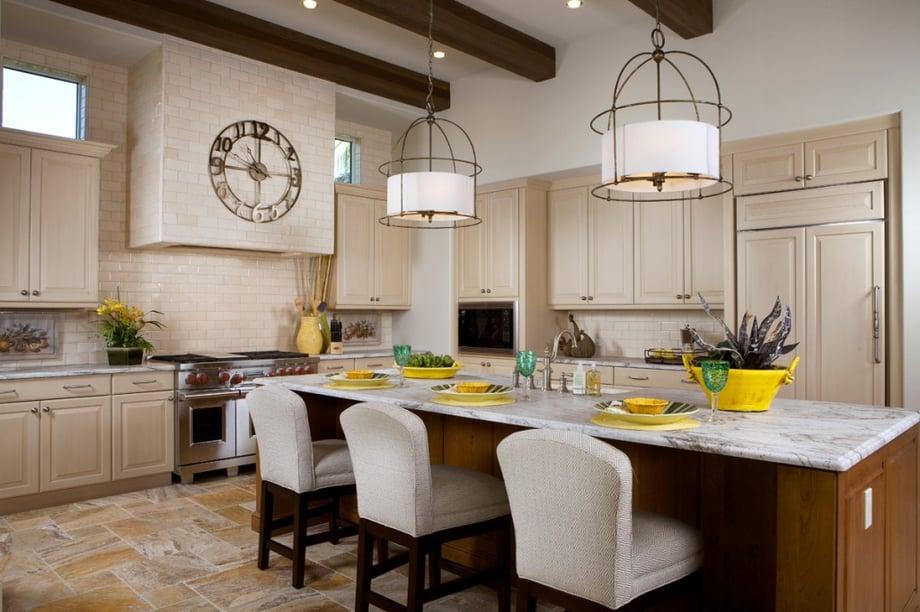 Luxury Home Trends: Islands
