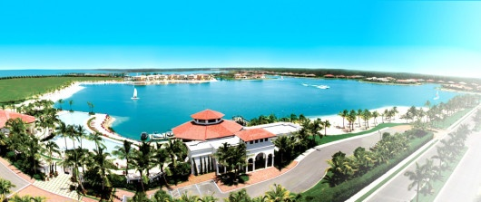 Enjoy beach resort living at Miromar Lakes Beach and Golf Club, a private country club community.