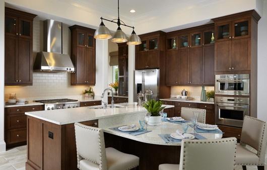 Luxury Kitchen Trends: Stainless Steel