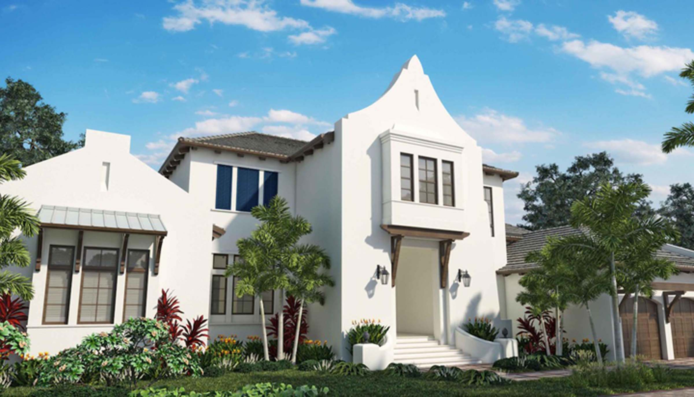 Luxury Home on the Sarasota Keys: The Somerset