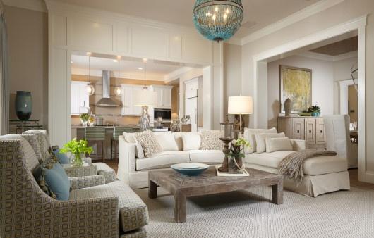 Luxury Custom Home: The Southampton