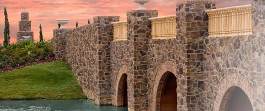 The Lake Club Bridge