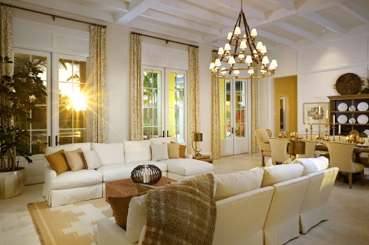 Design Trends: Add luxury to your space with gold accents