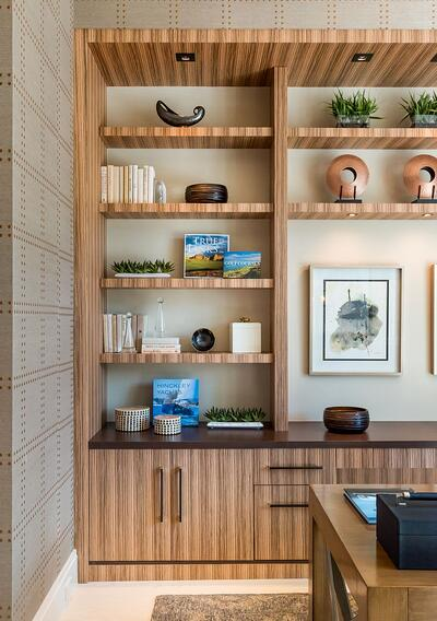 home office design features