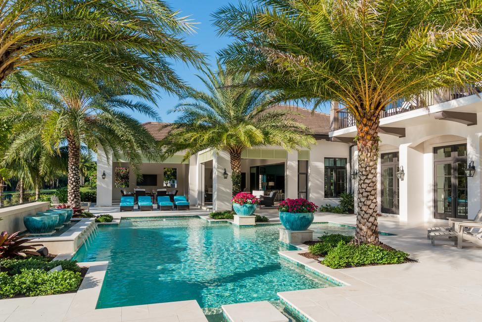 custom pool design florida