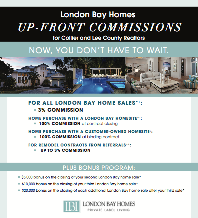 Naples Realtor Incentives Luxury Homes