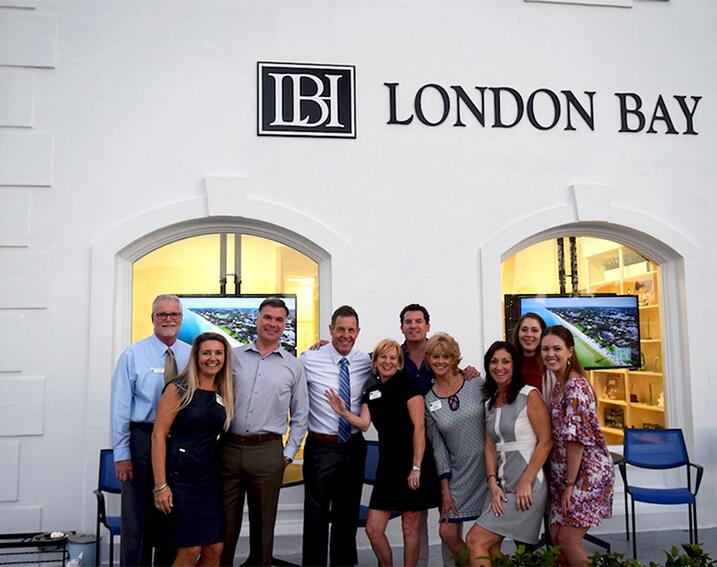 London Bay Homes Team at the Sales Gallery Opening.jpg