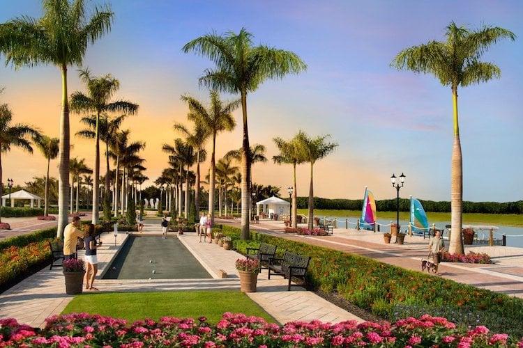 Portofino at Miromar Lakes Beach & Golf Club-Marina