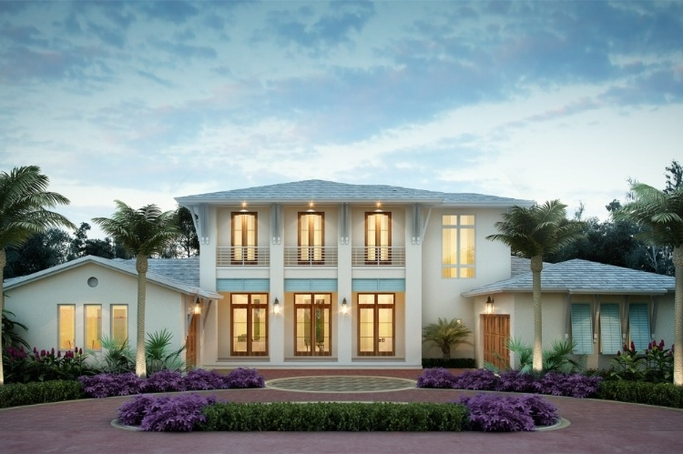 The Camberdale in Downtown Sarasota is one of the many available luxury homes in Sarasota FL.