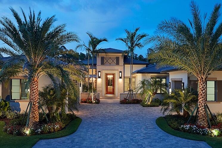 The Carmela is one of the luxury model homes available in Naples FL.jpg