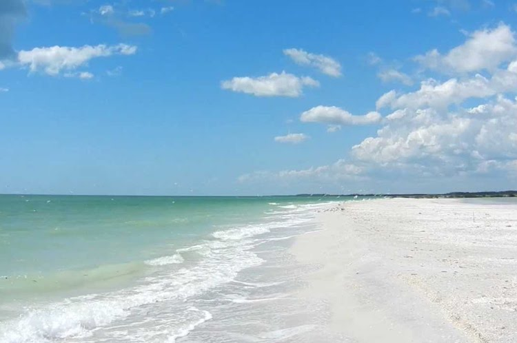 Tiger Tail Beach on Marco Island Florida