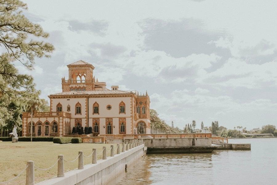 ringling estate museum sarasota ocean ca d'zan