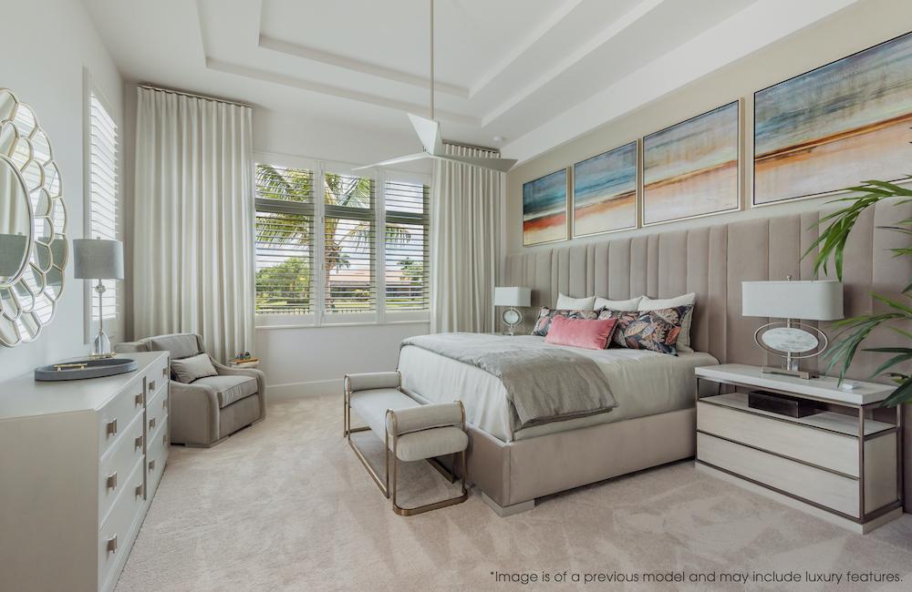 Previous Martinique Model Master Bedroom