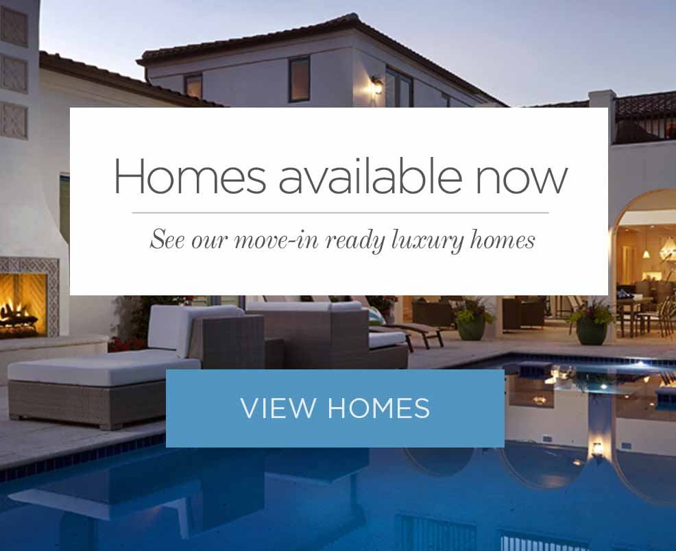 Homes Avaliable Now