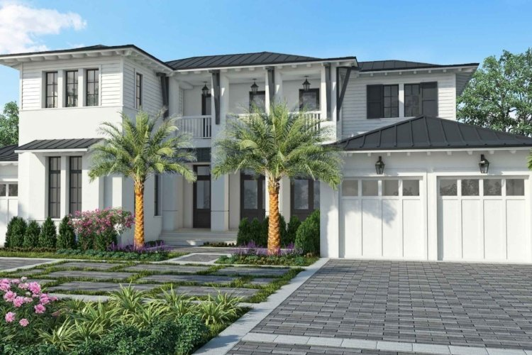 Luxury Model Homes In Old Naples Are Going Fast For London Bay Homes.